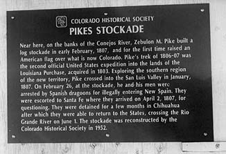 pike sign